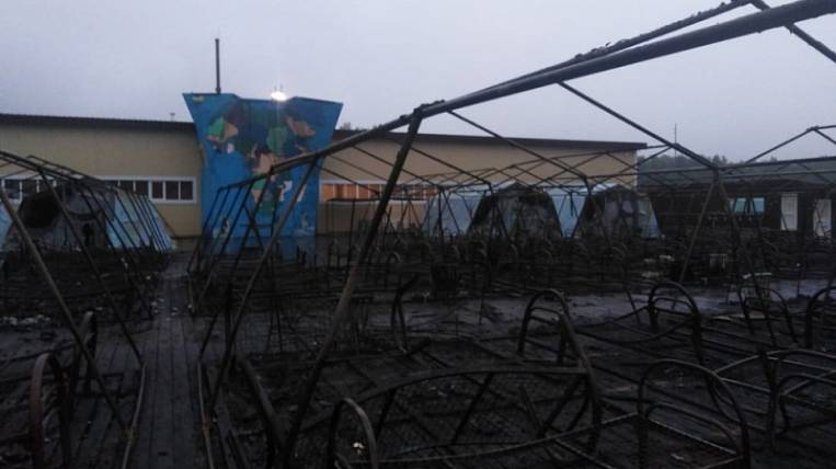 """The Prosecutor General's Office confirms the charges in the case of the fire in """"Holdomi"""""""