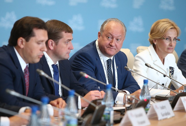 "Vladimir Ilyukhin: ""There is an effect"""