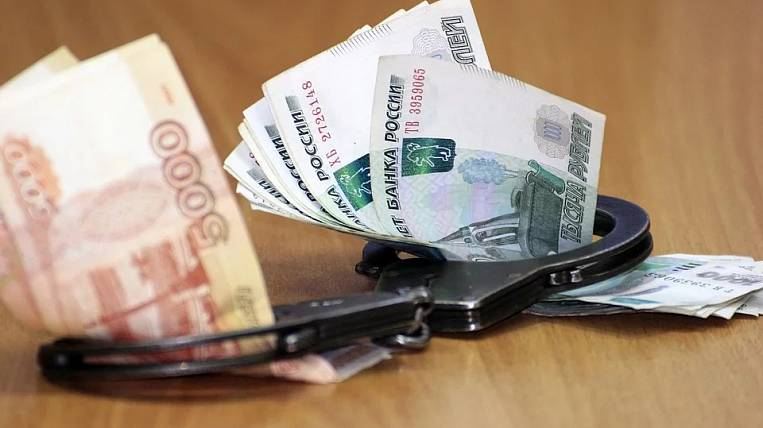 The ex-head of the forestry was fined for a bribe in Transbaikalia