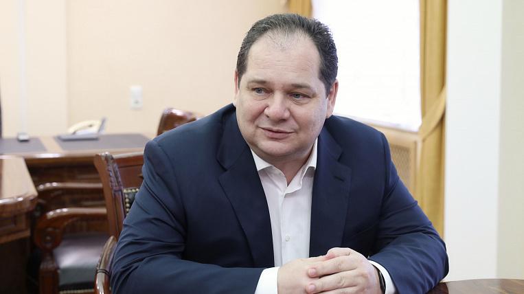 Head of Jewish Autonomous Region infected with coronavirus