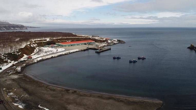 """The government of the Russian Federation has expanded the boundaries of the TOP """"Kuriles"""""""