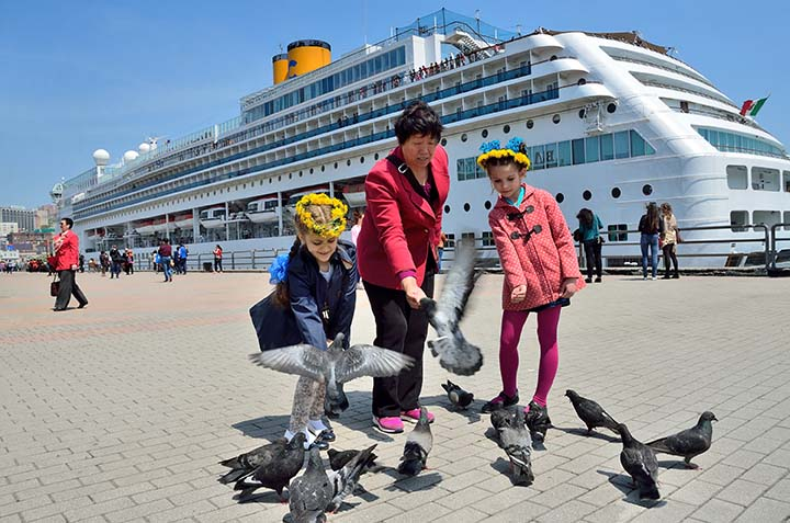 Cross-border tourism