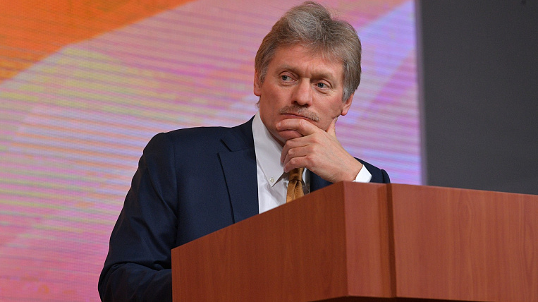 Peskov: vaccination in Russia will be phased