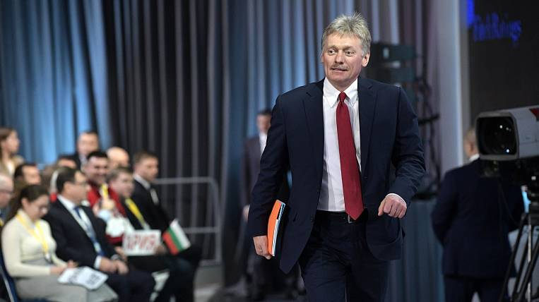 Peskov: no new measures to support business are planned in Russia