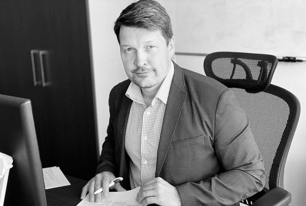 Alexander Pestov headed Otkritie Factoring