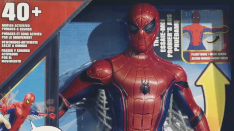 "Director of the ""Saved"": ""We spent only on the Spider Man"""