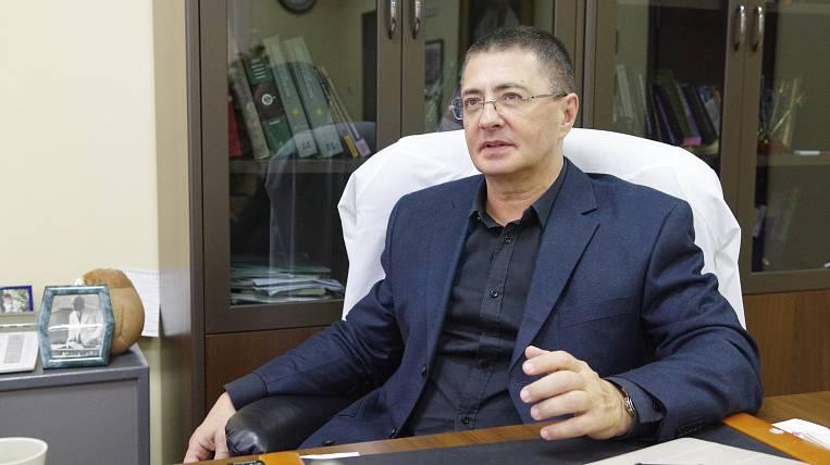 Myasnikov named the most dangerous symptoms of coronavirus