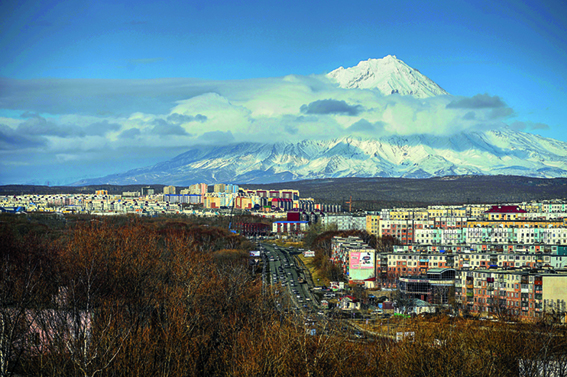 """We represent the interests of Kamchatka"""