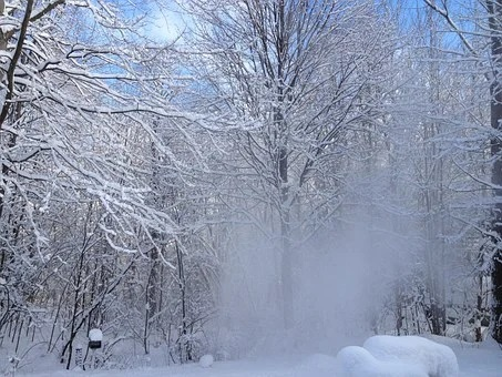 Snow and blizzard will spoil the weather in Yakutia
