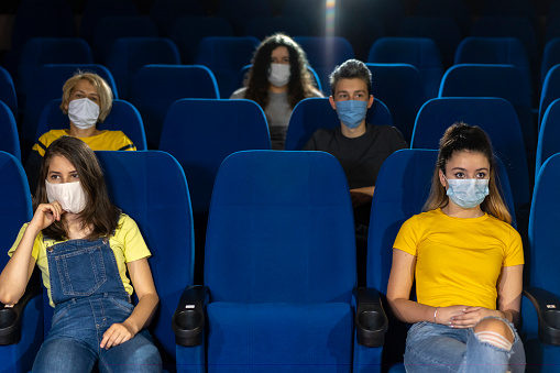 DFO cities hit the list of movie lovers, despite the pandemic