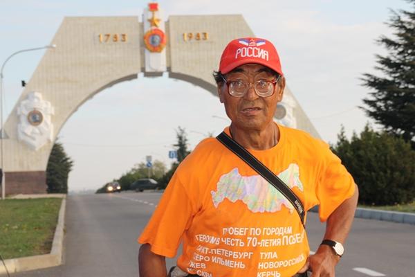 Supermarathon of Peter Naumov