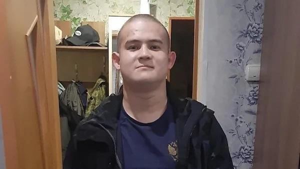 Conscript Shamsutdinov apologized to the surviving colleague