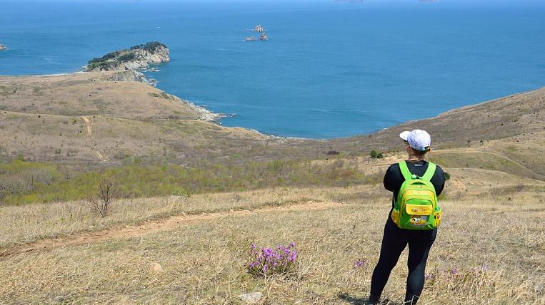 """我们将和在环境保护问题上 """"得到了两分的人员"""" 一起工作滨海边疆区生态年带来了什么"""