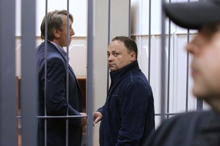 Следствие поделу главы города Владивостока продлили доконца весны