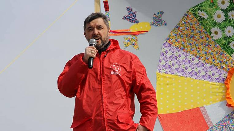 The deputy was expelled from the party after his participation in the rally in Khabarovsk