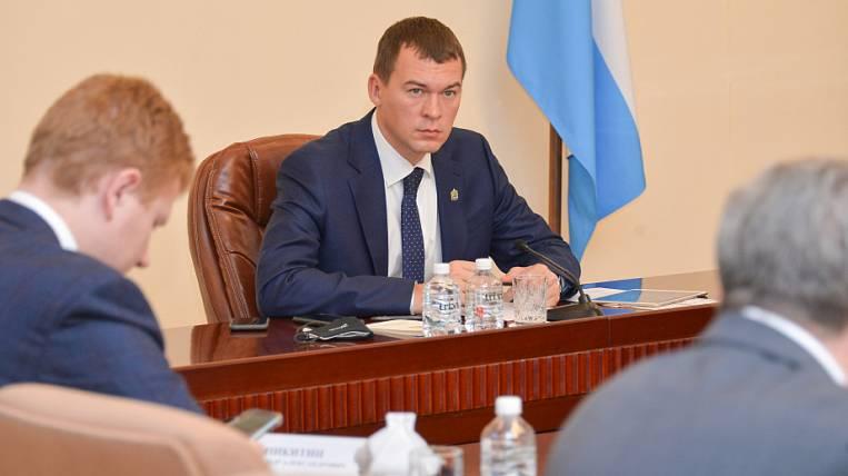 Degtyarev spoke about the criminal case brought against him