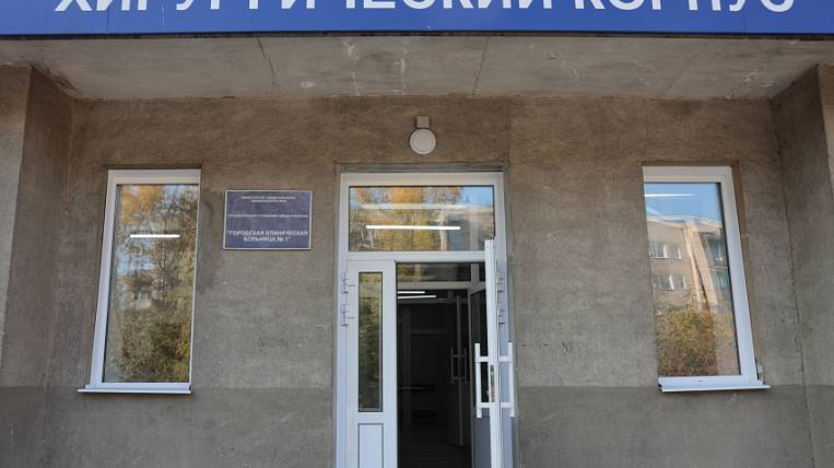 Criminal case over theft of a pipe for COVID patients opened in Chita
