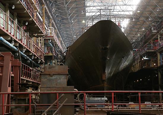 Amur shipyard intend to bankrupt