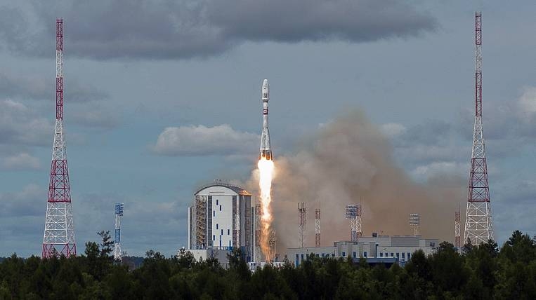 The wreckage of the Soyuz carrier rocket will fall in two regions of Yakutia