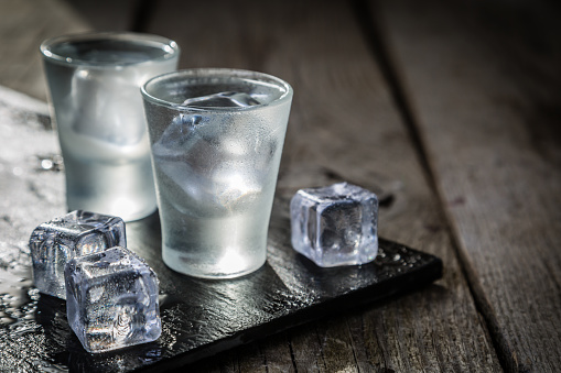 Three Far Eastern regions are in the top 5 for vodka consumption