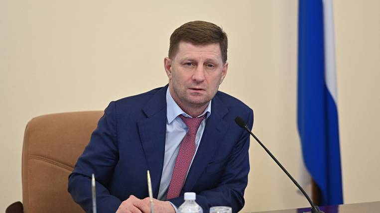 Sergey Furgal complained about the lack of access to letters