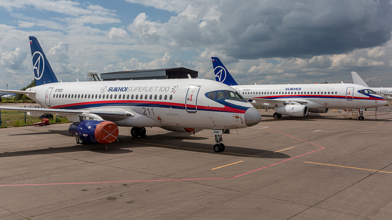 New Superjet 100 will be purchased by Rossiya Airlines