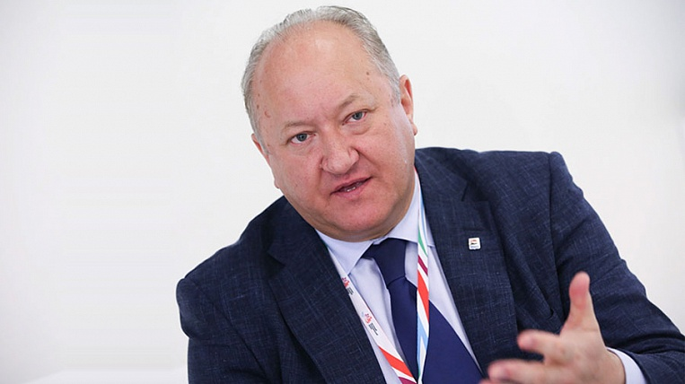 """Vladimir Ilyukhin: """"Kamchatka has finally waited"""""""