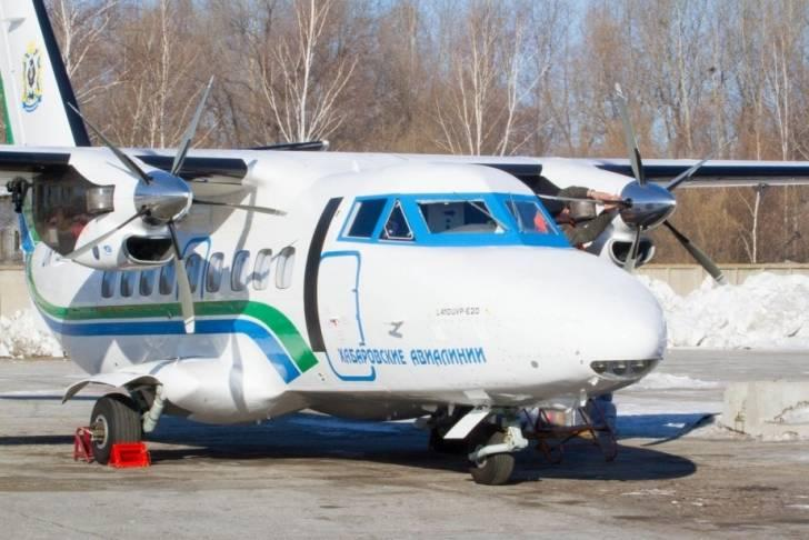 The plane crashed in the Khabarovsk Territory. 6 people died, the only survivor is a child