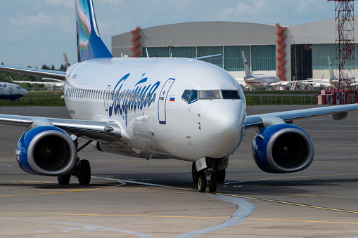 """Yakutia will reduce its share in the republican airline for the sake of """"Aurora"""""""