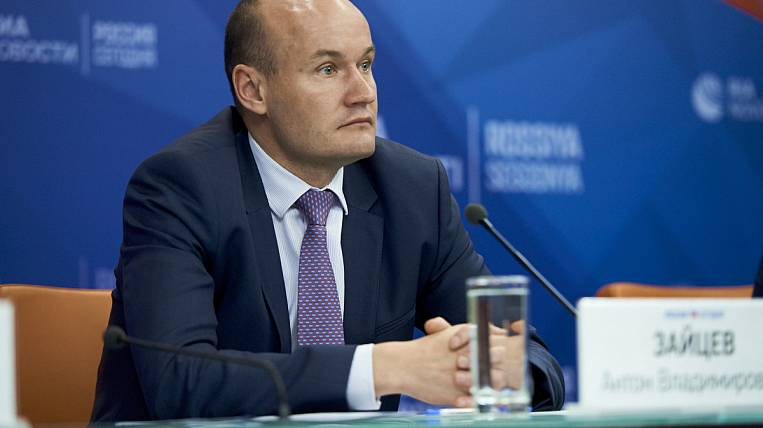 """Anton Zaitsev: """"We have a very clear request from residents for normal recreational services"""""""