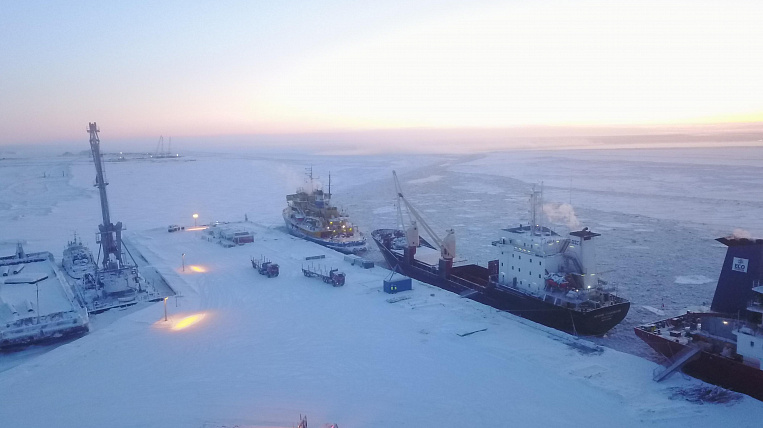Rosmorport starts correcting documentation for LNG terminal in Kamchatka