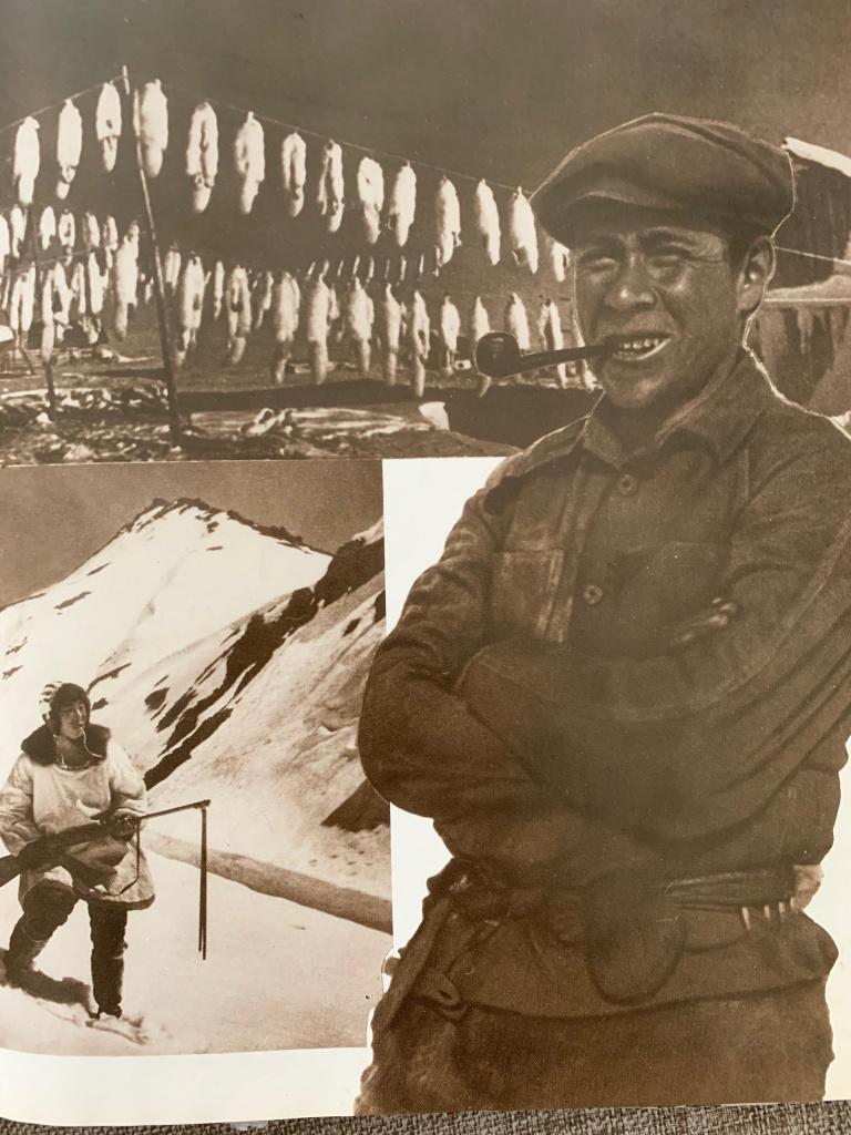 Photo from the archive of Ksenia Ozhinskaya_ Wrangel Island (2) .JPG