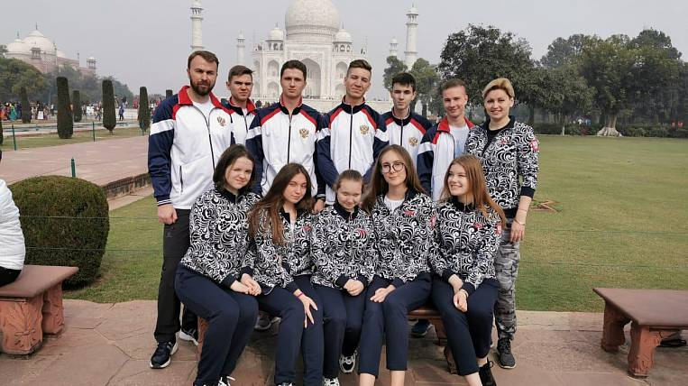 Russian cadets will take part in the celebration of the Republic of India Day