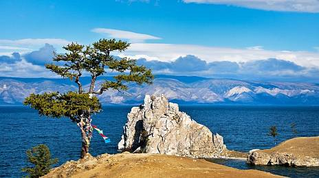 In winter and in summer one Baikal-2
