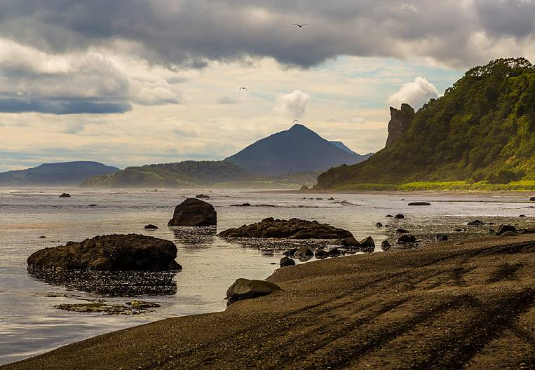 Kuriles: a trip to the end of the world