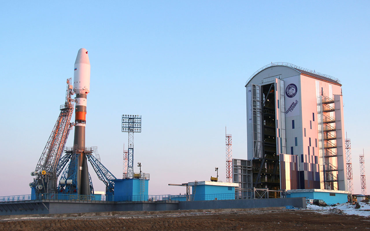 Spaceport to launch is ready!