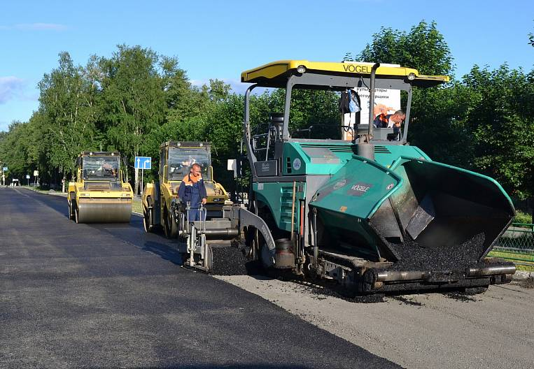 Coronavirus is not a hindrance: in the Amur region roads are made on the national project
