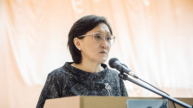 The mayor of Yakutsk commented on messages about her resignation