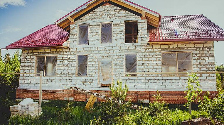 Russia is offering to introduce escrow accounts for the construction of private houses