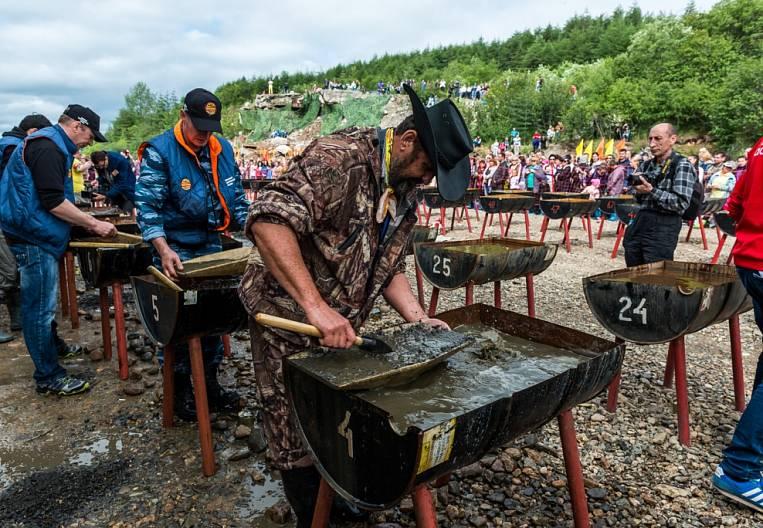 Kolyma: Gold, water and downhill skiing