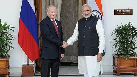 Russia-India: Reboot