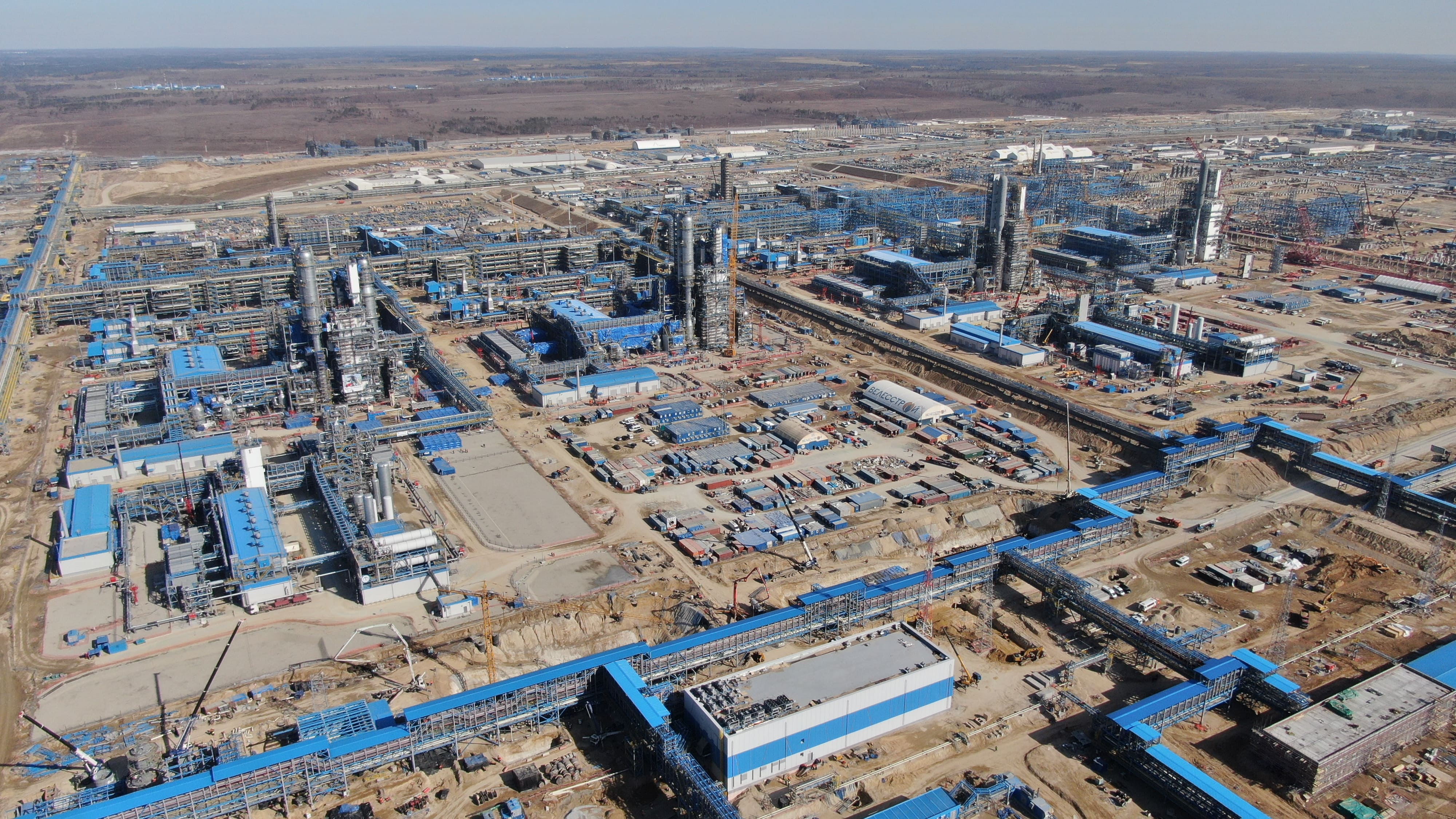 Amur GPP: a new enterprise of strategic importance appears in the East of the country