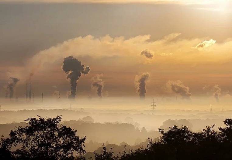 Chita suffocates in smog