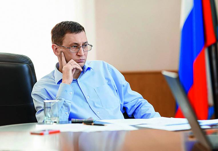 Andrey Klimov: Enterprises will work stably - there will be a highly paid job
