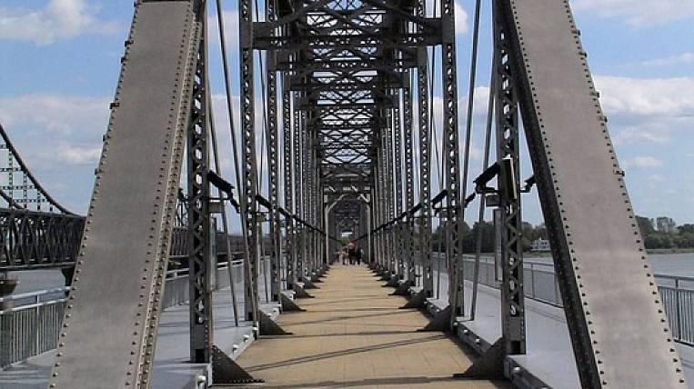 Строительство моста между Благовещенском иХэйхэ начнется 24декабря