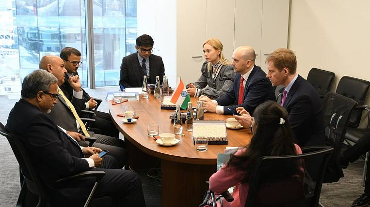Three regions of the Far Eastern Federal District are interested in Indian investments in gas projects