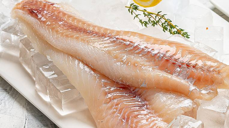 RRPK began supplying pollock fillets to the markets of China and Japan