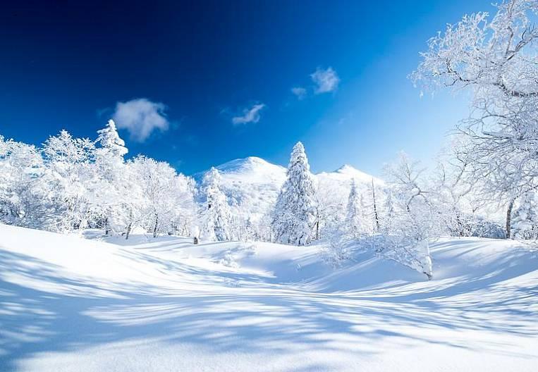 White magic of Sakhalin