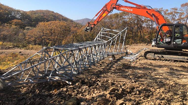 DRSK will build a cable line for a traction substation in Primorye