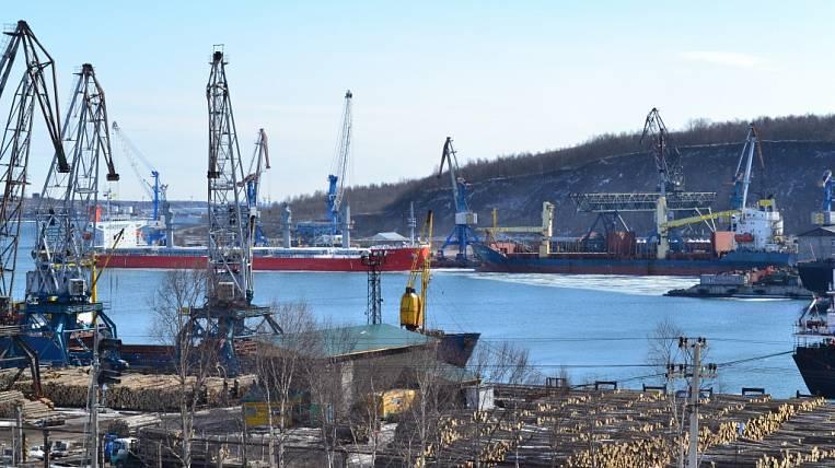 Режим свободного порта могут ввести еще водном районе Хабаровского края